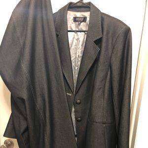Plus Size Women's Suit by Kasper
